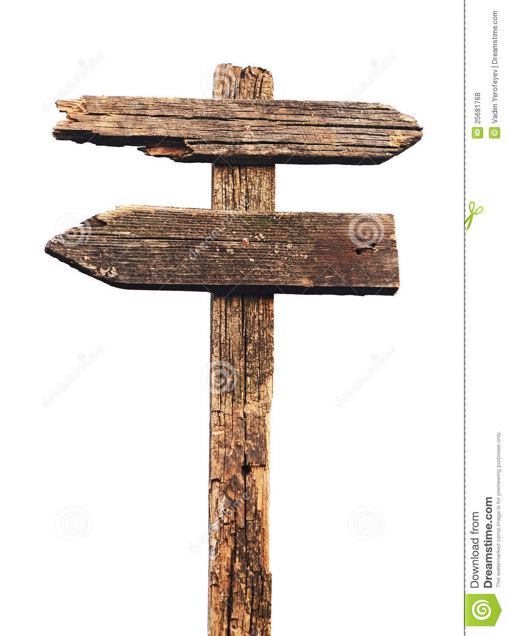 wooden road sign clipart clipart suggest