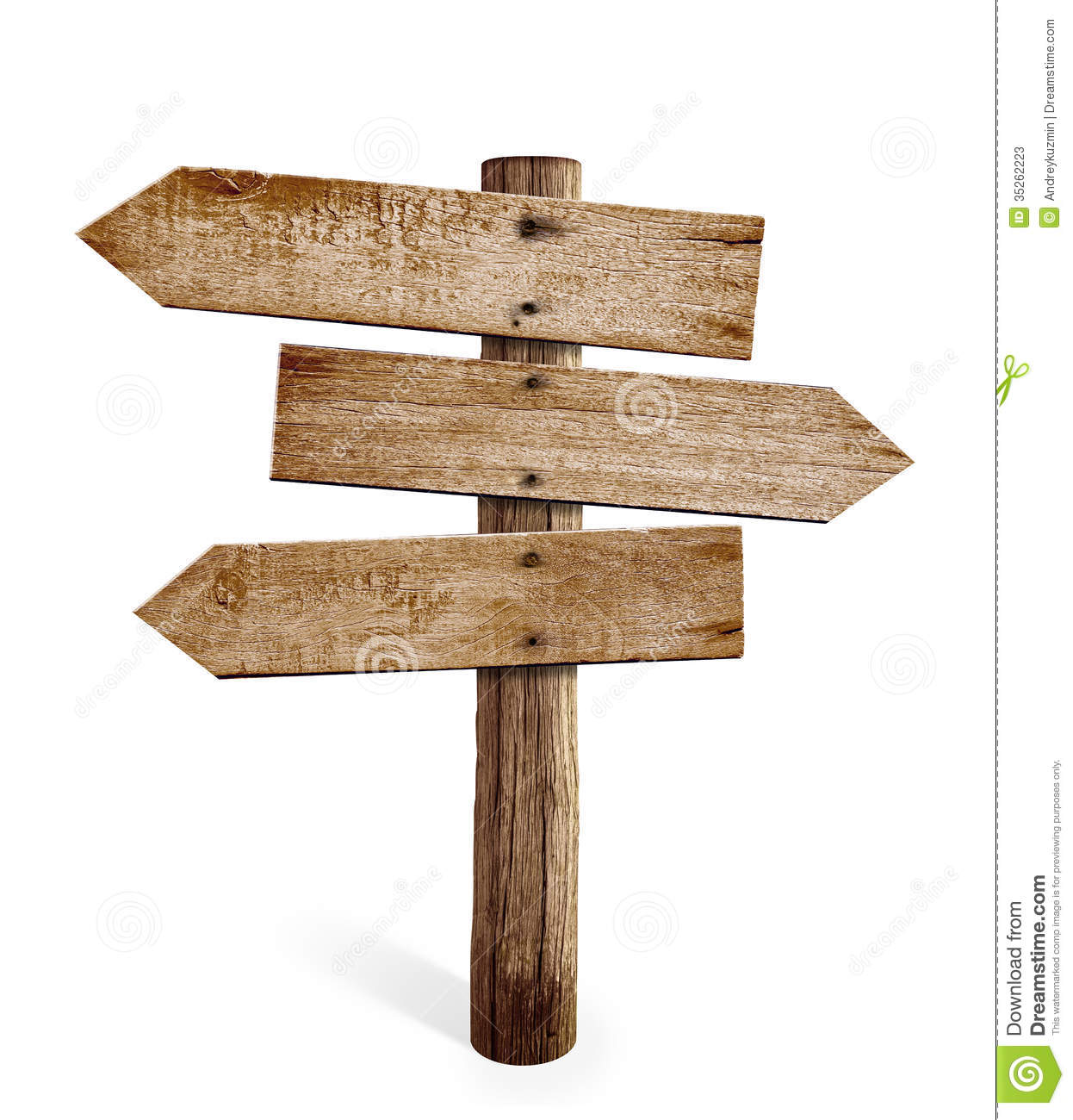 Road Sign Arrow Clipart Wooden Arrow Sign Post Or Road