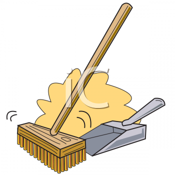 Royalty Free Janitor Clip Art Business Clipart