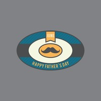 Set Of Father S Day Icons Vector