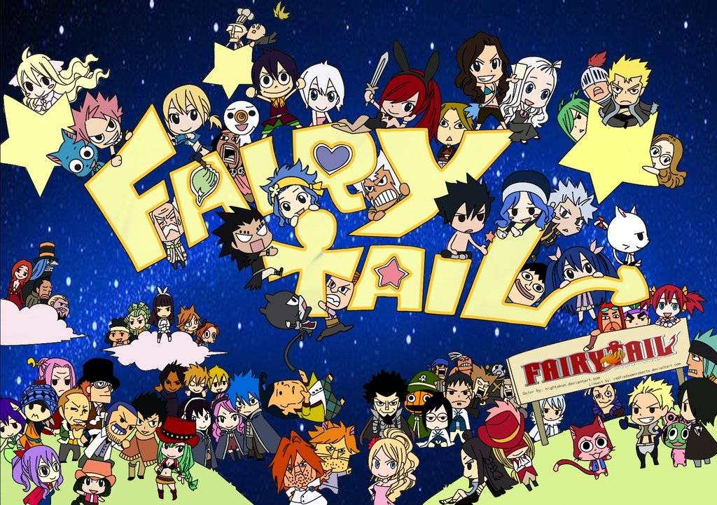 Chibi Fairy Tail Fairy Tail Picture