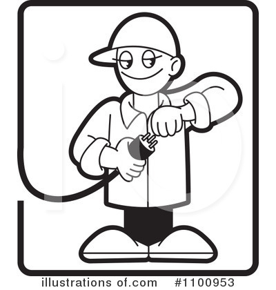 Electric Company Clipart  Rf  Electricity Clipart