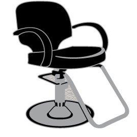 Hair Salon Chair Clipart - Clipart Kid