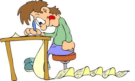 Argument Writing Clipart - Clipart Suggest