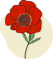 Clip Art Poppy Clip Art red poppy flower clipart kid free cliparts that you can download to computer and