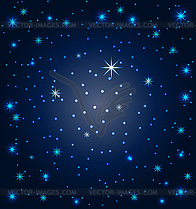 Stars In The Sky Clipart