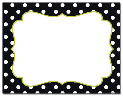 ... Wallpaper Border With White Polka Dots Car Pictures - Clipart Kid
