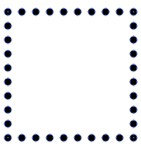 Dotted Line Border Clip Art   Clipart Panda   Free Clipart Images