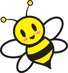 Flying Around   Honey Bees   Pinterest   Bees Cartoon And Honey Bees