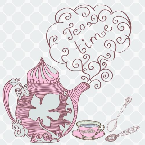 Teapot Invitation Template as amazing invitations ideas