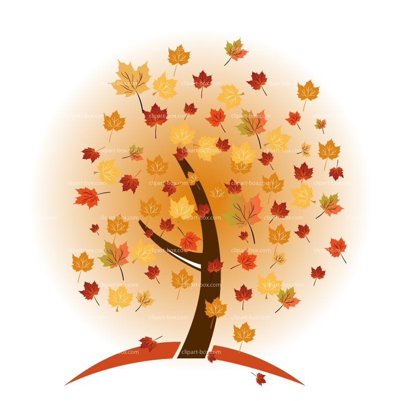 Fundraiser Autumn Clipart