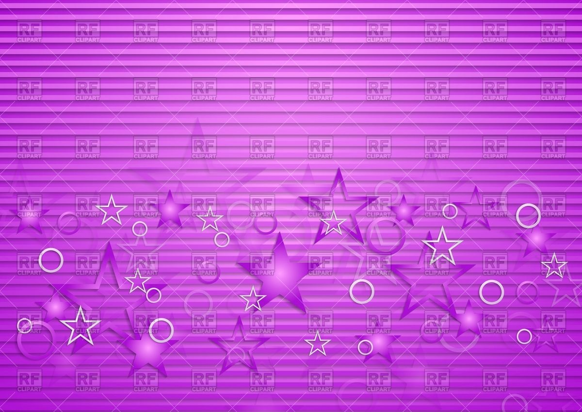 Abstract Purple Background With Stars 63046 Download Royalty Free