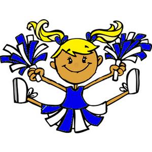 Clip Art Cheerleader Images Clip Art cartoon cheerleader clipart kid 20clipart panda free images
