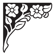 Clipart Image For Headstone Monument Flower 52