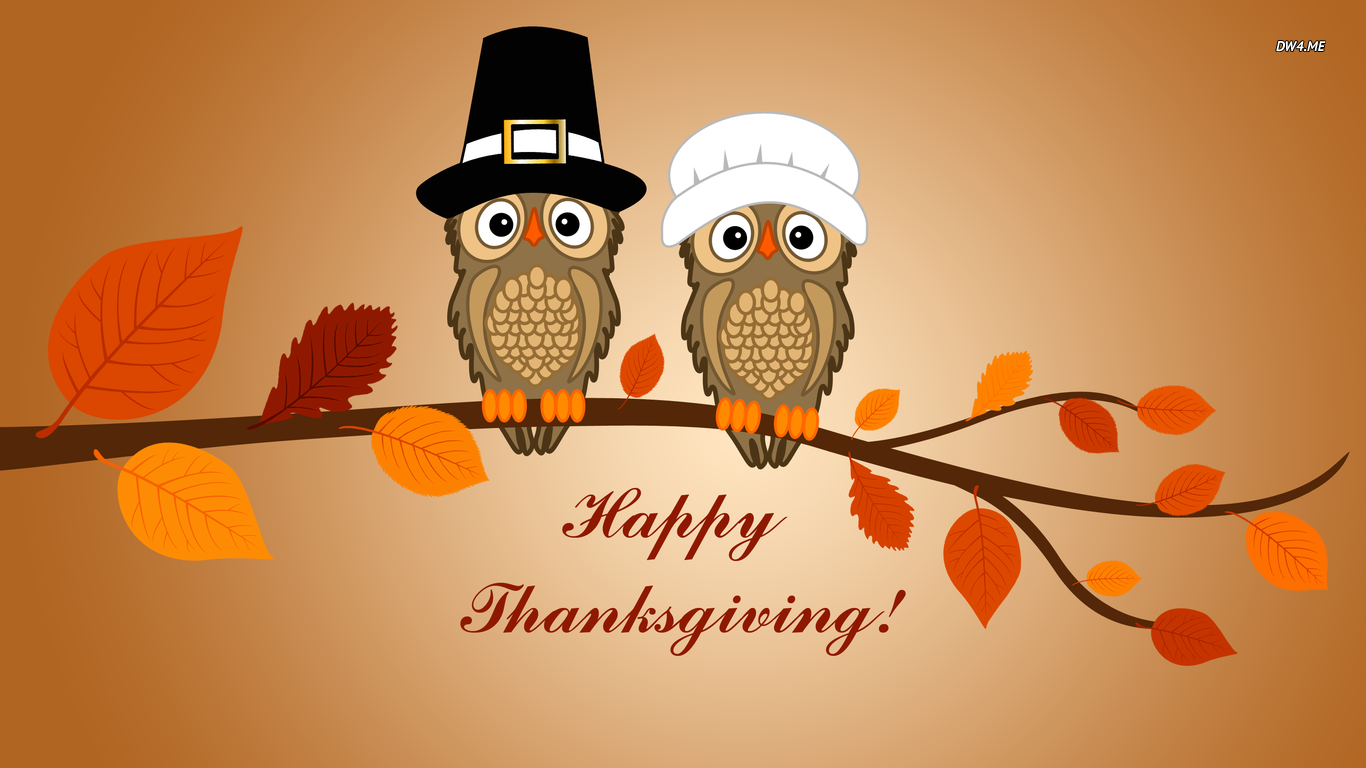 Happy Thanksgiving  Wallpaper   Holiday Wallpapers    1782