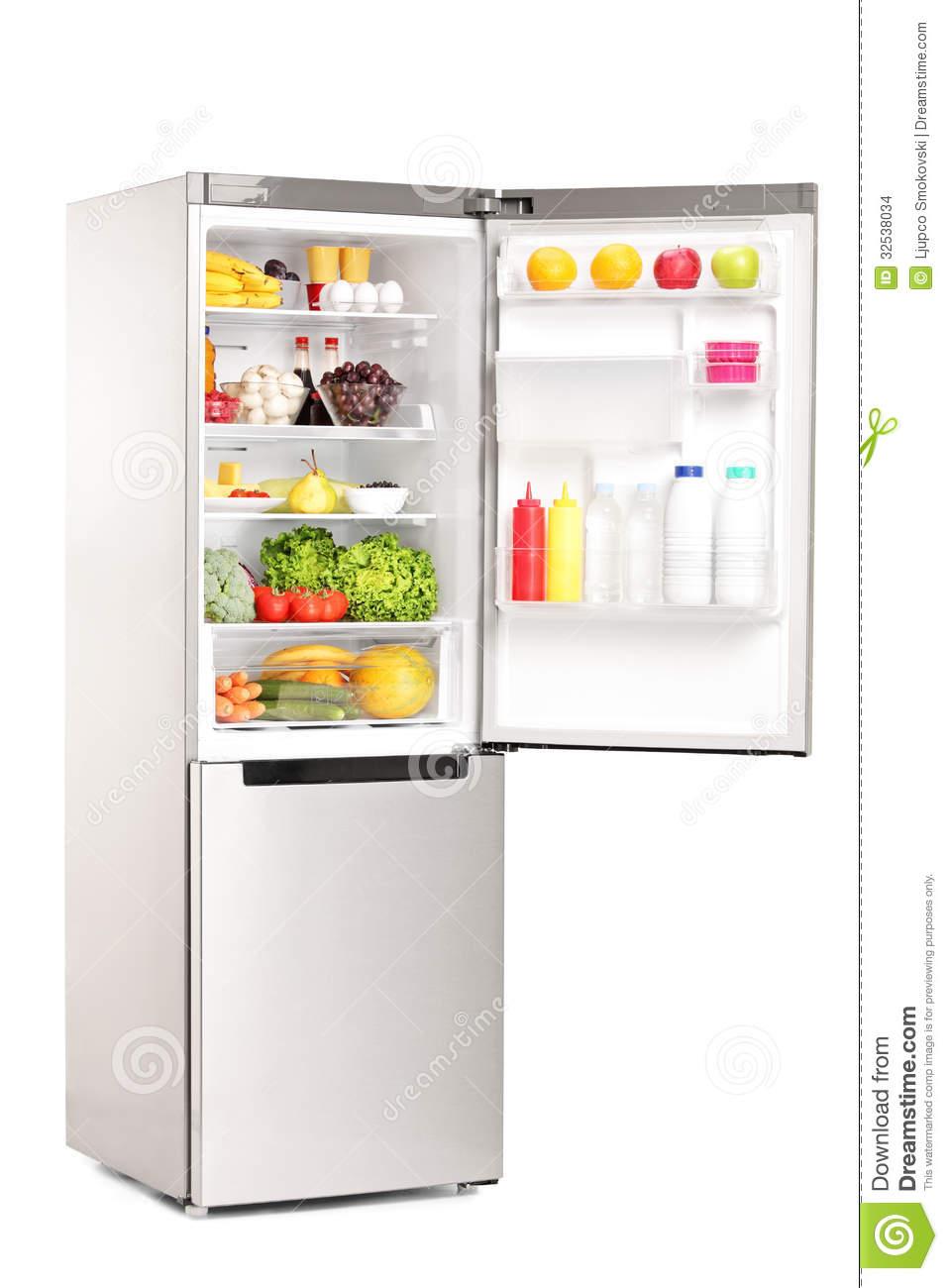 image gallery open fridge. Black Bedroom Furniture Sets. Home Design Ideas