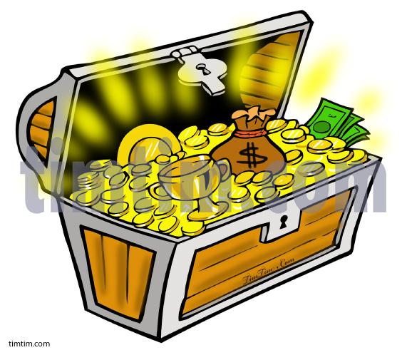 Clip Art Treasure Clipart pirate treasure clipart kid box cliparthut free clipart