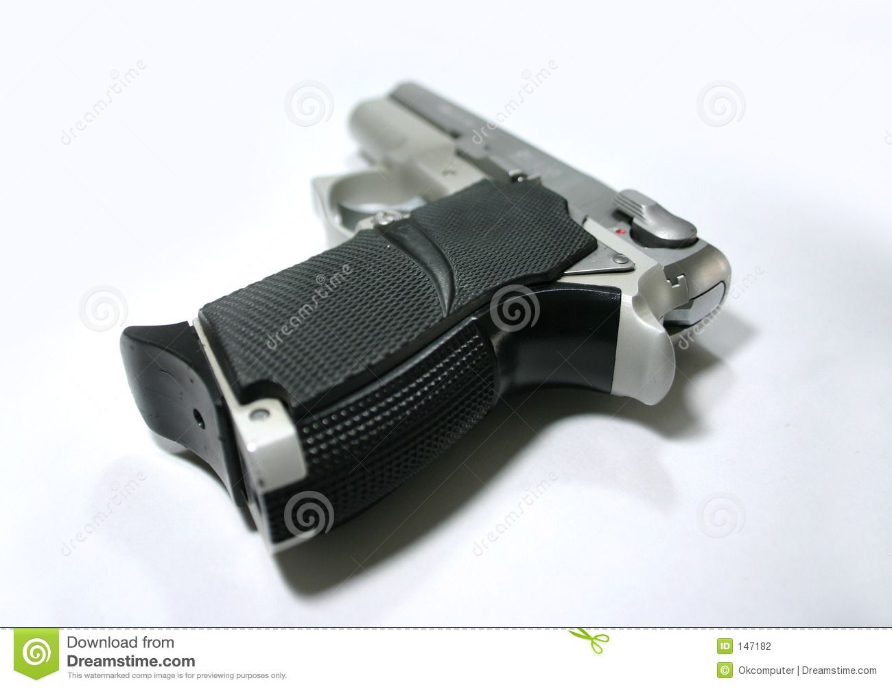 Handgun 9mm Stock Photography   Image  147182
