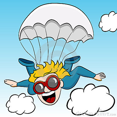 More Similar Stock Images Of   Skydiving Adventure