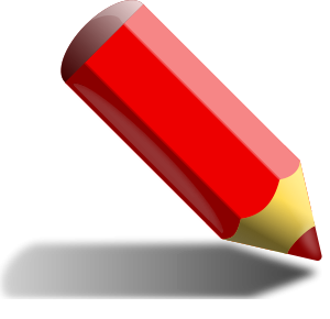 Red Crayon Clipart   Clipart Best