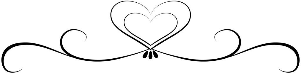 Heart Line Border Clipart - Clipart Kid