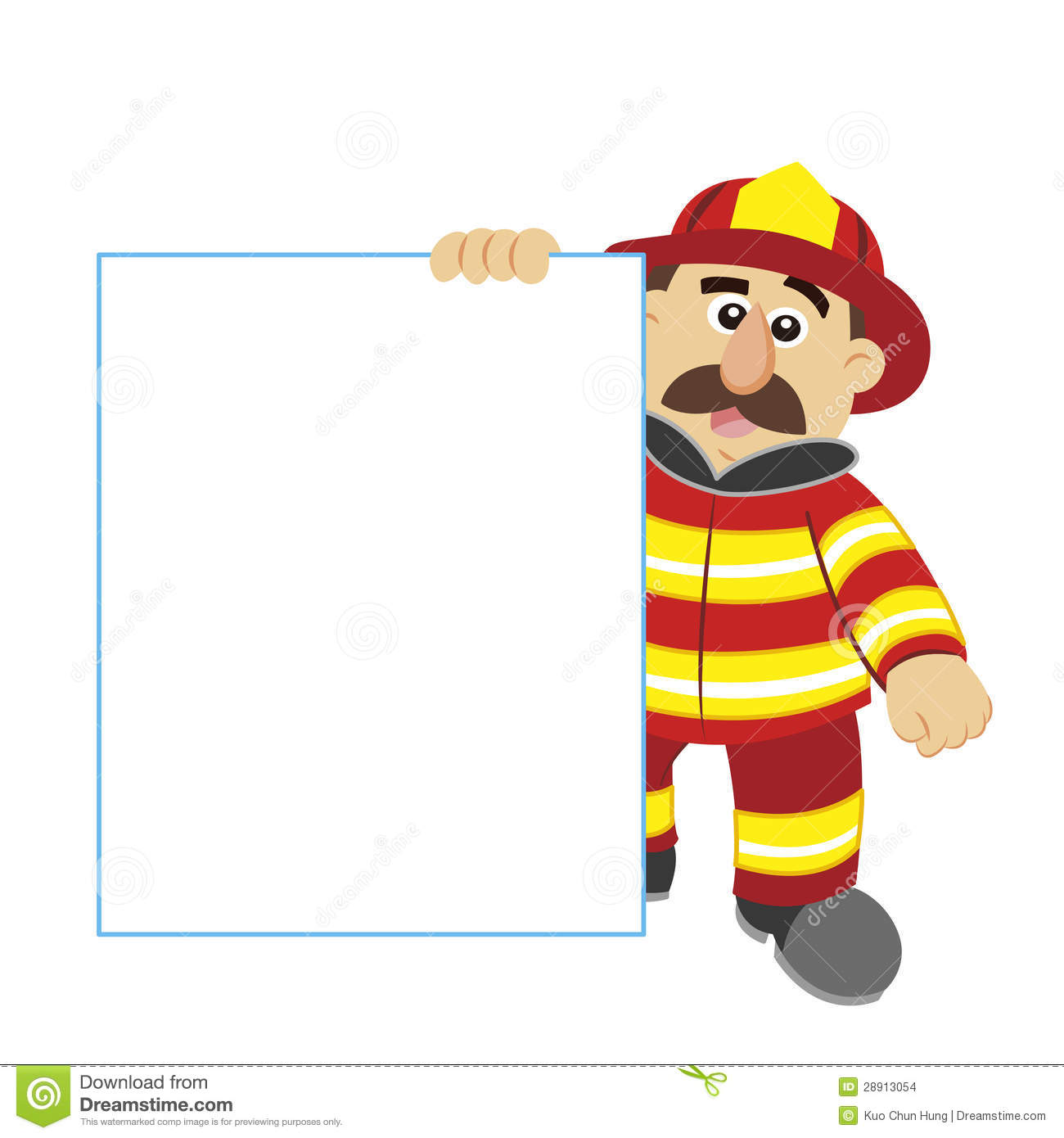 Clip Art Related Keywords & Suggestions - Firefighter Clip Art ...