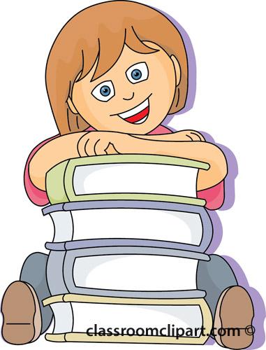 Clip Art Schoolbooks Clipart - Clipart Kid