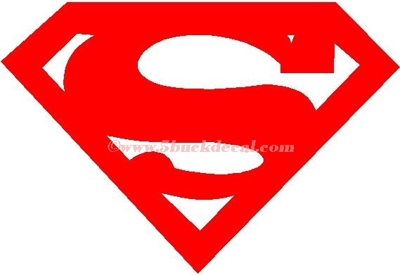 Superman Quot Squot  Logo Larger Image