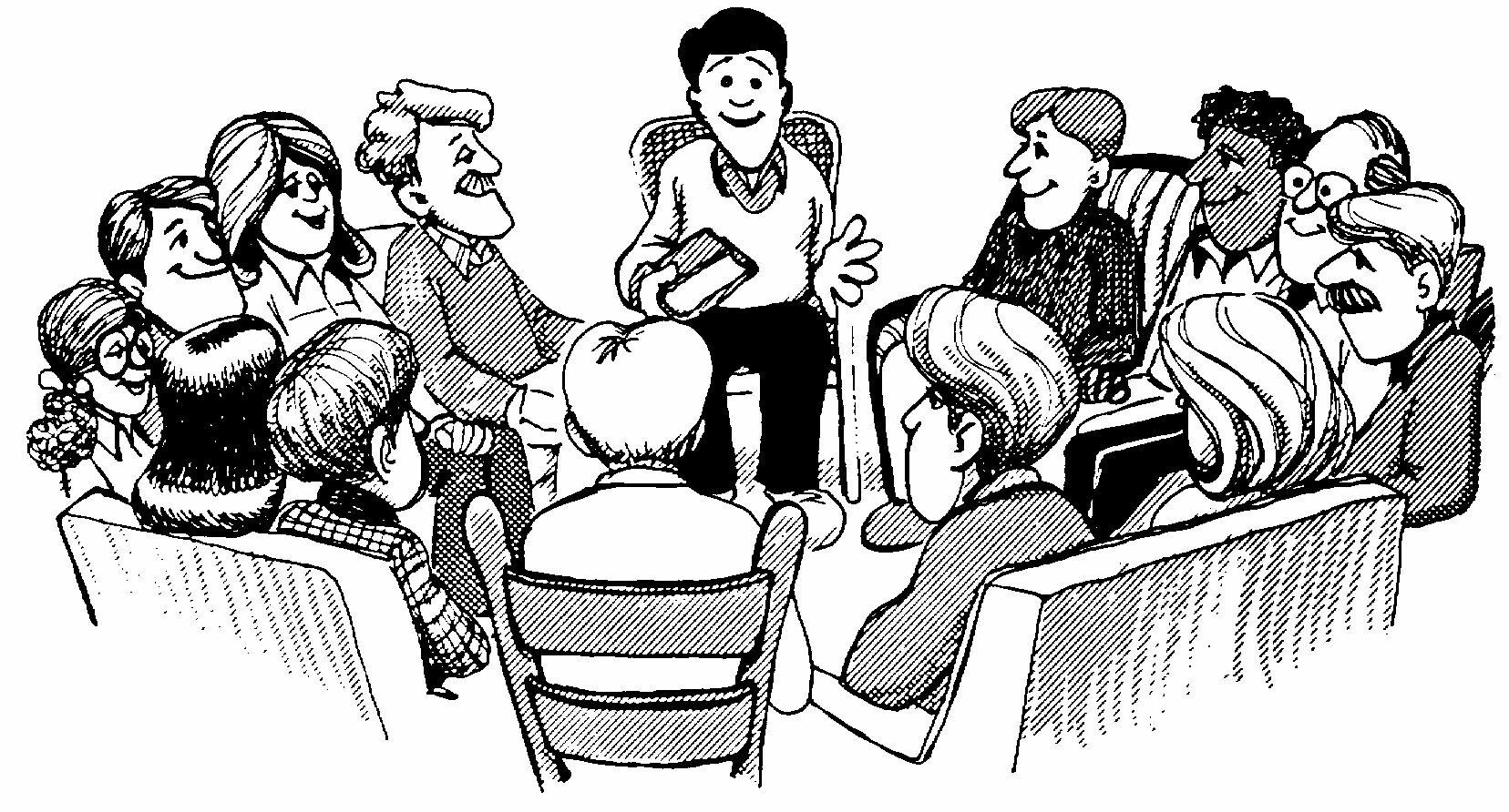 Study Group Clipart - Clipart Kid