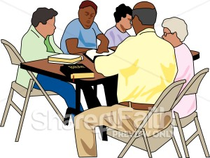 Bible Study Group   Bible Study Clipart