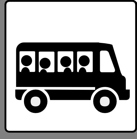 Shuttle Service Clip Art