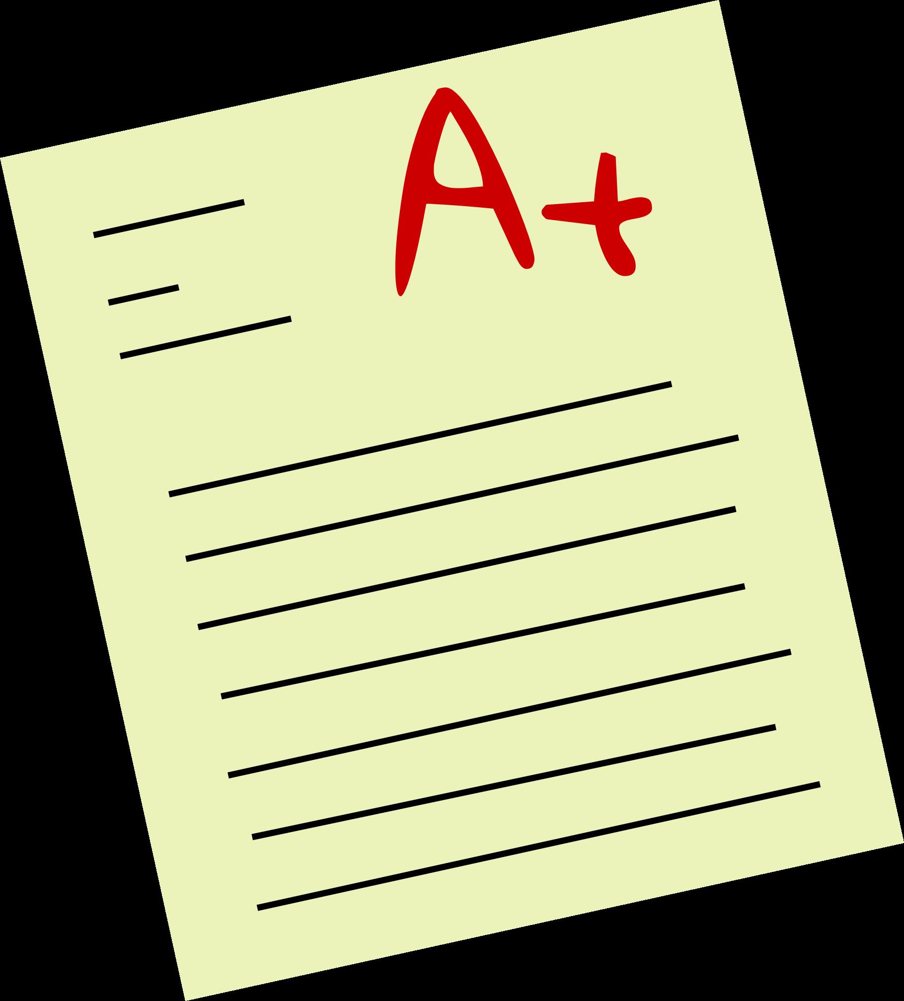 Clip Art Test Clip Art test paper clipart kid good g