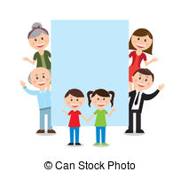 Family Ties Illustrations And Clipart