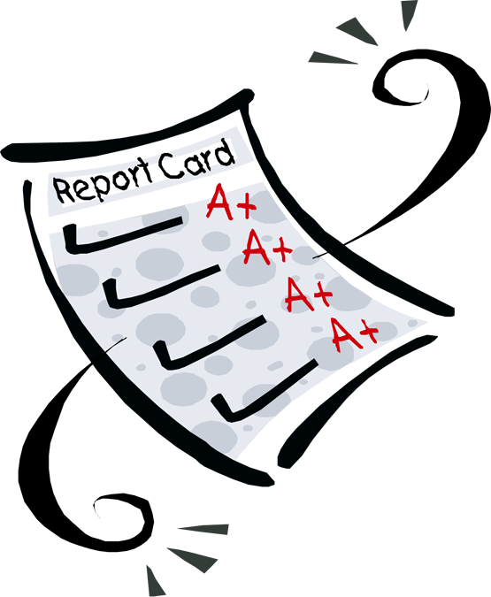 Go Back   Gallery For   Report Card Clip Art
