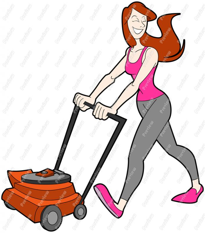 free clipart images lawn mower - photo #31