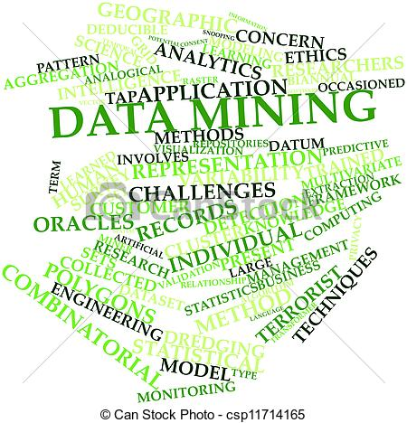 Of Word Cloud For Data Mining   Abstract Word Cloud For Data
