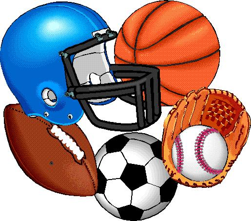 Sports And Winter Sports Clipart Pages Also Links To The Best Sports