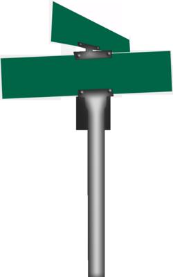 Clip Art Street Sign Clipart street sign clipart kid psd12870 png 250 400 pixels to sculpt city