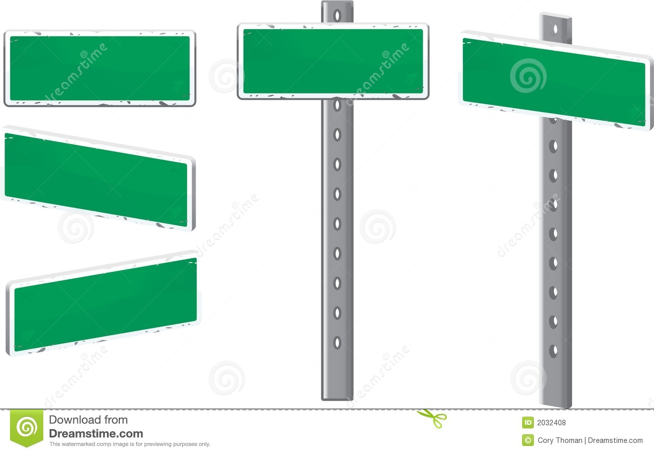 Street Sign Royalty Free Stock Photos   Image  2032408