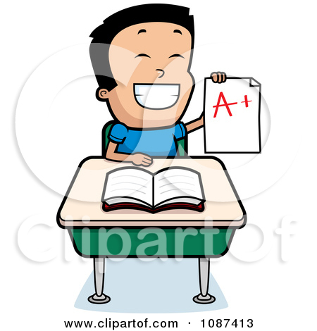 Student Clipart Black And White   Clipart Panda   Free Clipart Images