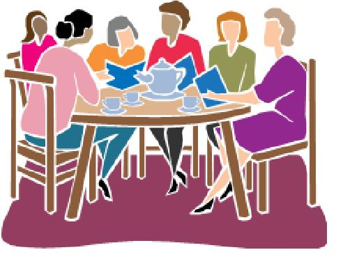 Women's Small Group Study Clipart - Clipart Kid