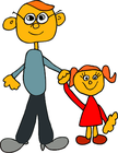 Cartoon   People   Public Domain Clip Art At Wpclipart  Image