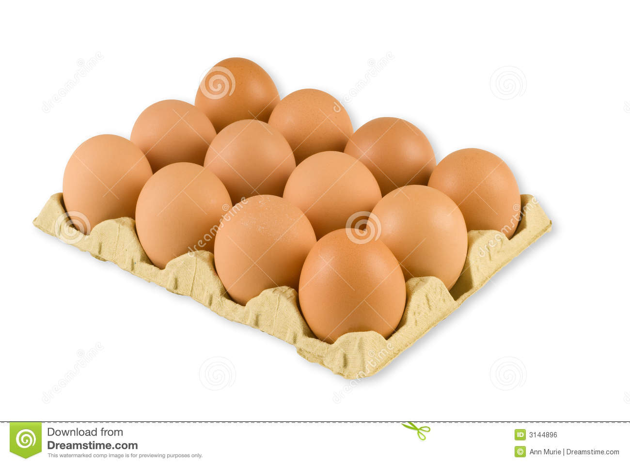 Dozen Eggs Clipart - Clipart Kid