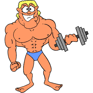 Body Builder 10 Clipart Cliparts Of Body Builder 10 Free Download