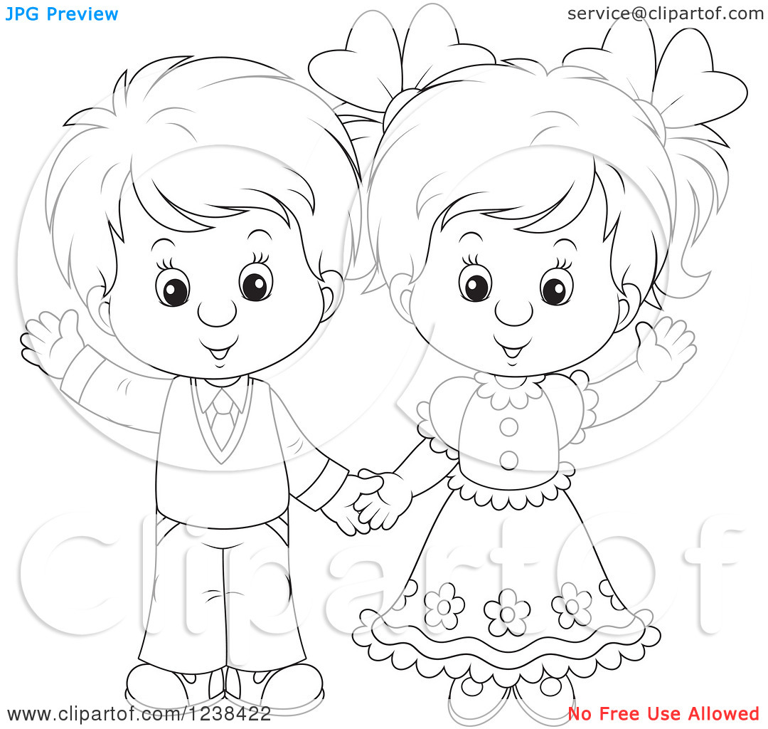 Рисунки про дружбу раскраски