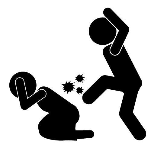 Domestic Violence   Clip Art   Free Footage   Illustration