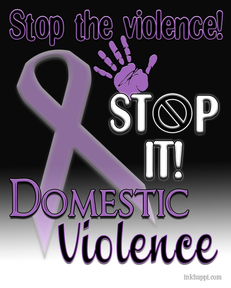 Domestic Violence Clip Art Quotes