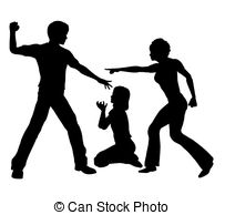 Domestic Violence Stock Illustration Images  304 Domestic Violence
