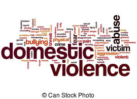 Domestic Violence Word Cloud   Domestic Violence Concept