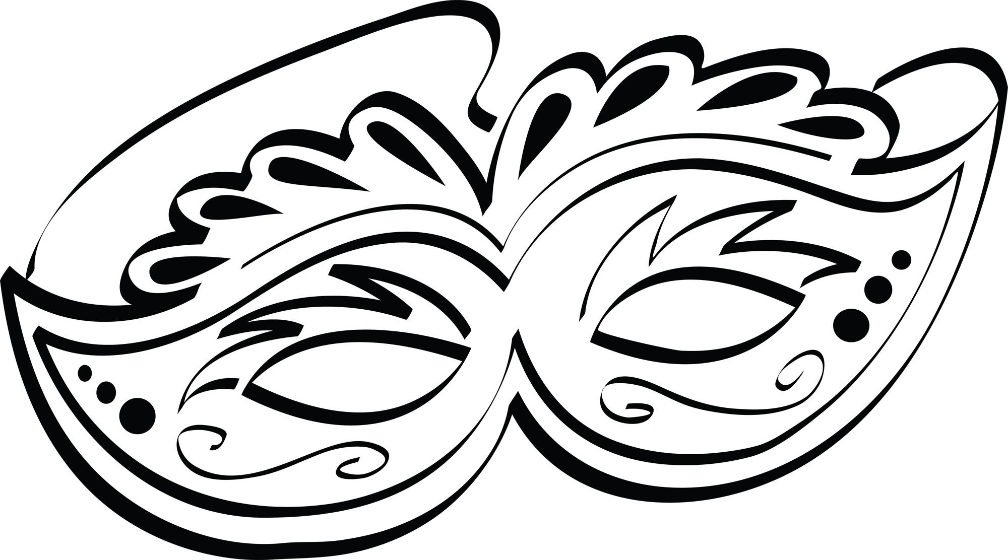 Clip Art Mardi Gras Mask Clipart mardi gras mask clipart kid carnival koozies